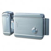 高品质镀镍电控锁