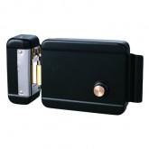 喷黑粉高品质电控锁